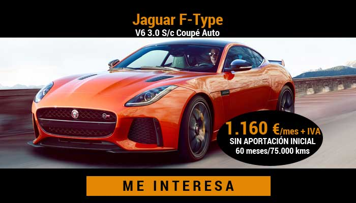 Jaguar F-Type V6 3.0 S/c Coupé Auto