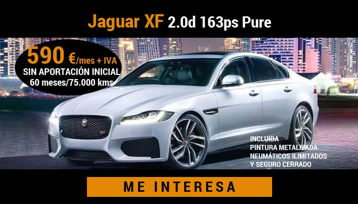 Jaguar XF 2.0d 163ps Pure