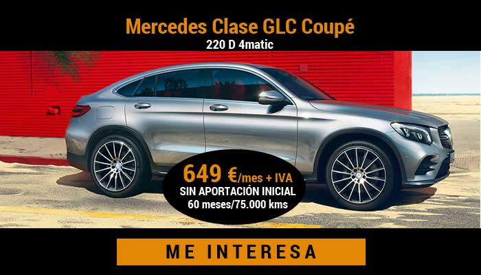 Mercedes Clase GLC Coupé Glc Coupé 220 D 4matic