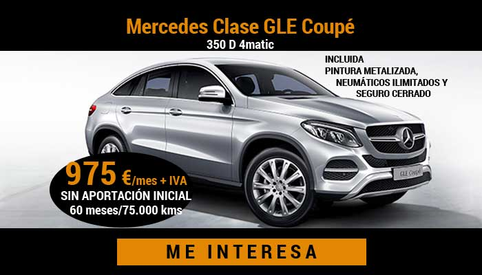 Mercedes Clase GLE Coupé Gle Coupé 350 D 4matic